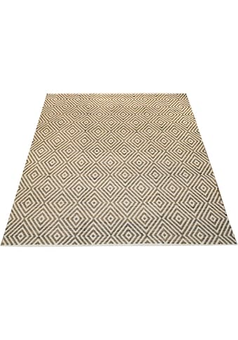 andas Teppich »Helen«, rechteckig, 7 mm Höhe, Wohnzimmer kaufen