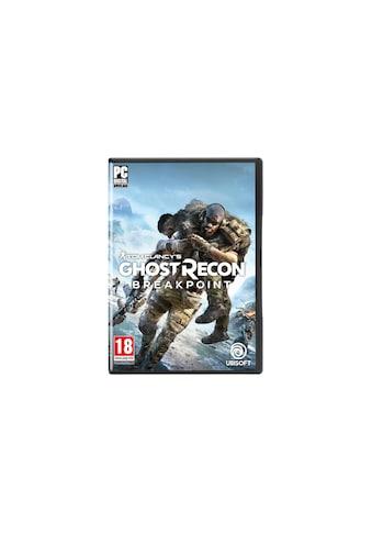 UBISOFT Spiel »Ghost Recon: Breakpoint«, PC, Standard Edition kaufen