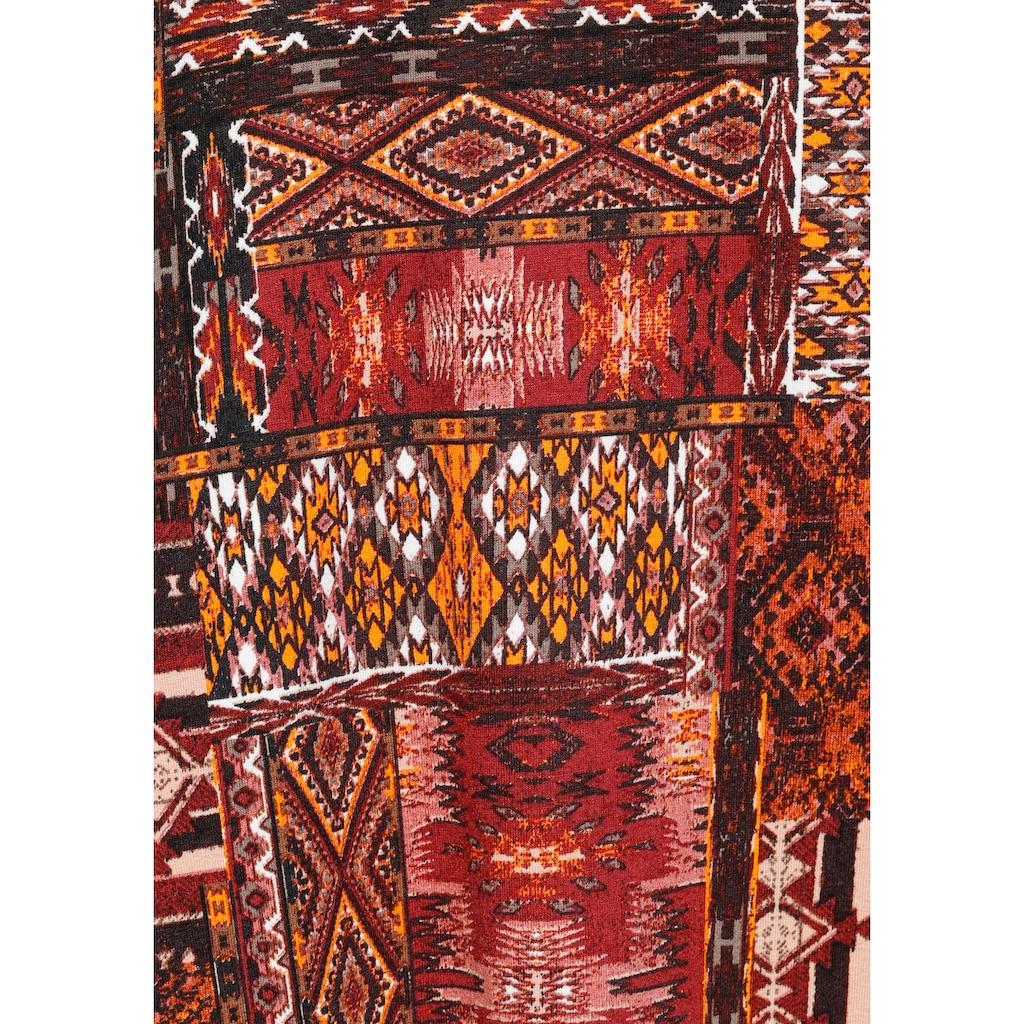 Boysen's Longshirt, in ausgestellter Form