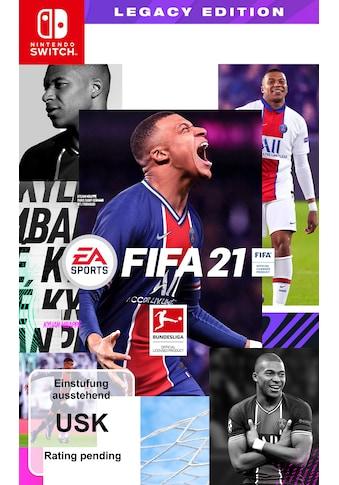 FIFA 21 Legacy Edition Nintendo Switch kaufen