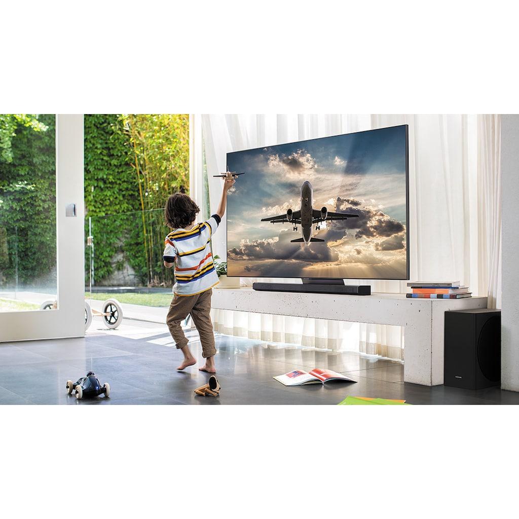 "Samsung QLED-Fernseher »GQ75Q95TGT«, 189 cm/75 "", 4K Ultra HD, Smart-TV"