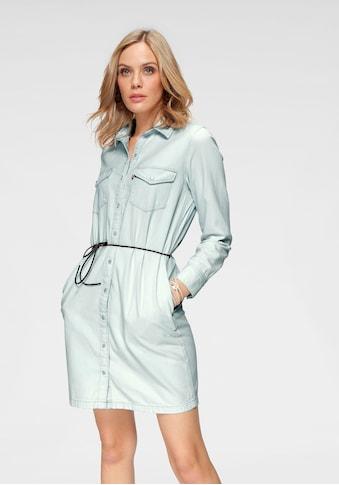 Levi's® Jeanskleid »SELMA DRESS«, aus 100% Baumwolle kaufen