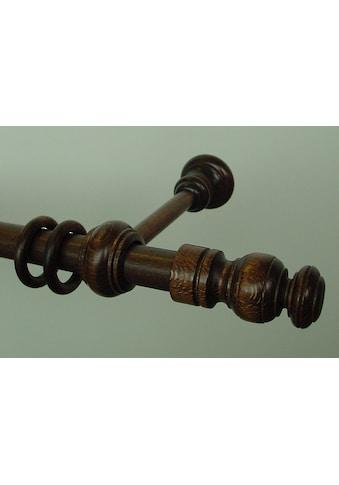 GARESA Gardinenstange »Nova«, 2 läufig-läufig, Wunschmasslänge kaufen