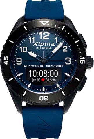 Image of Alpina Watches ALPINERX HR Smartwatch ( 1,8 Zol)