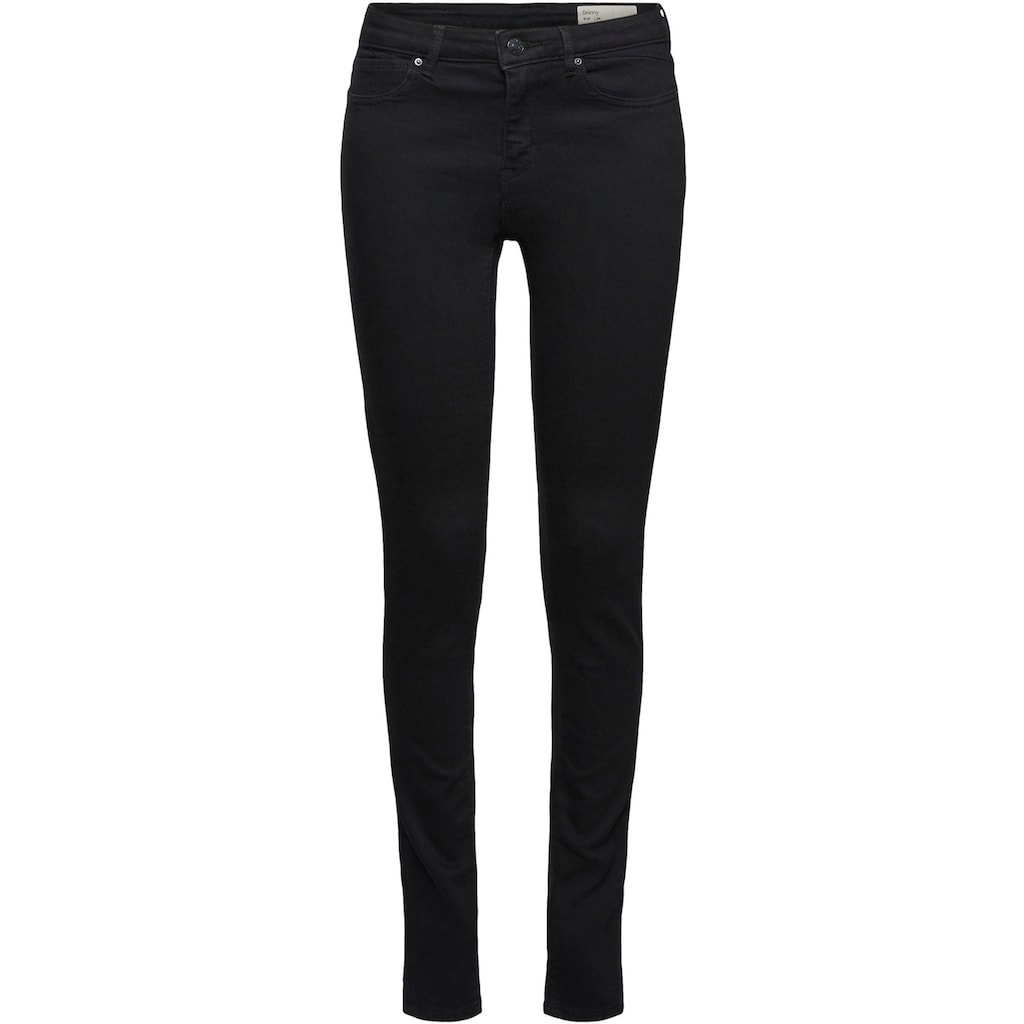 Esprit Skinny-fit-Jeans, im Basic Look