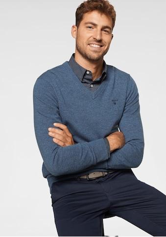 Gant V - Ausschnitt - Pullover kaufen