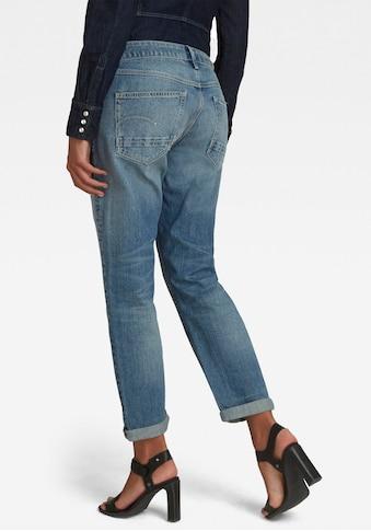 G-Star RAW Boyfriend-Jeans »Kate Boyfriend Jeans C«, mit authentischer Waschung mit... kaufen