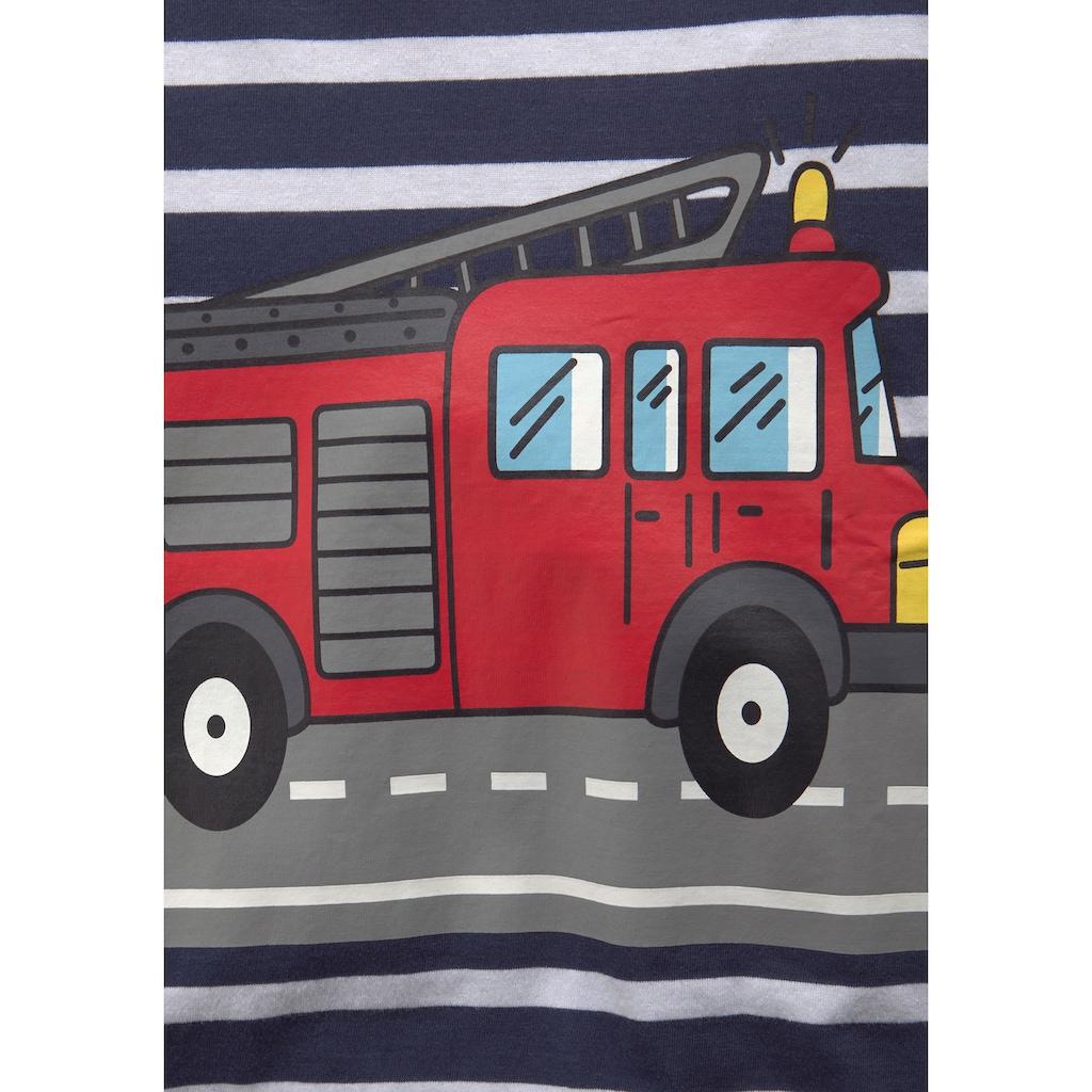 Arizona Langarmshirt »Feuerwehr«