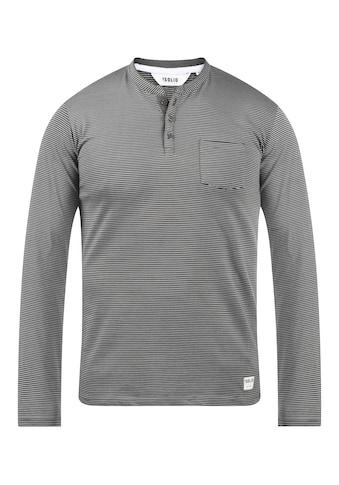 Solid Langarmshirt »Alphios«, Longsleeve kaufen