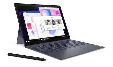 Lenovo Notebook »Yoga Duet 7i (13ITL«, (\r\n 512 GB SSD) kaufen