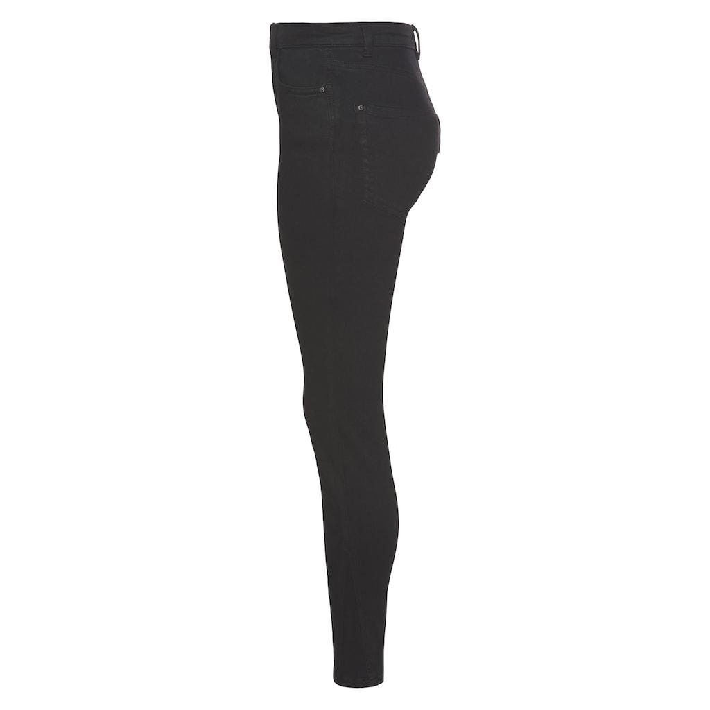 Esprit 5-Pocket-Hose, mit Ziernähten am Saum