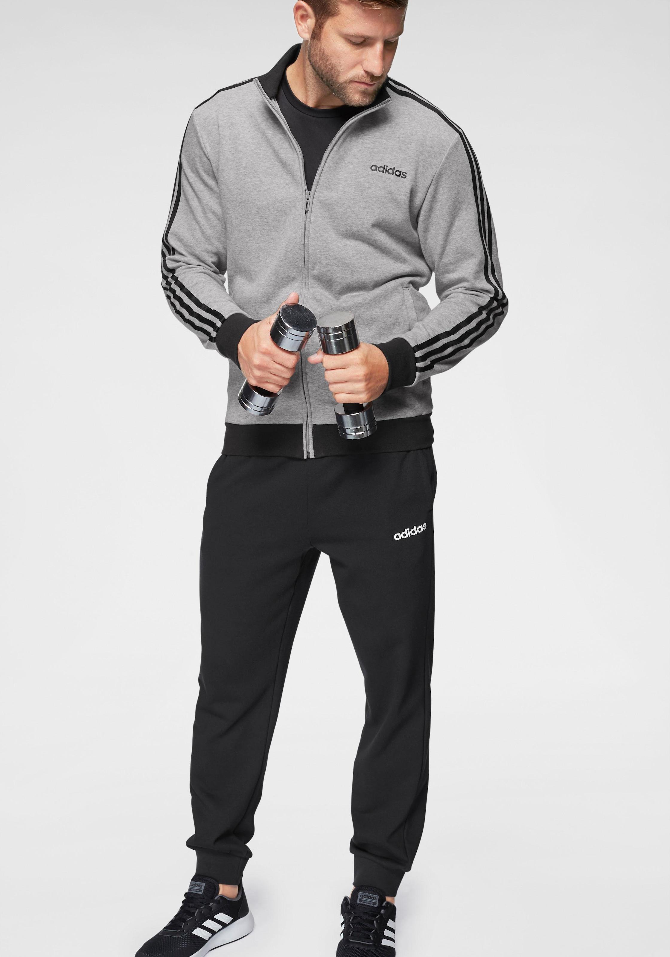 adidas Jogginganzug »MEN TRACK SUIT RELAX« (Set, 2 tlg.)