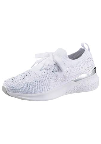 Ara Slip-On Sneaker »Maya«, mit Glitzersteine, H-Weite kaufen