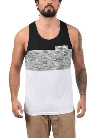 Solid Tanktop »Sion«, Ärmelloses Shirt kaufen