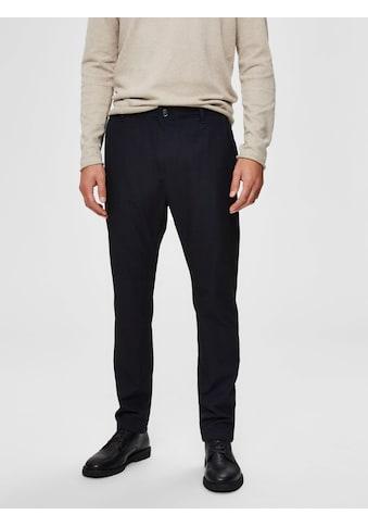 SELECTED HOMME Chinohose »SLIM - STORM FLEX SMART PANTS« kaufen