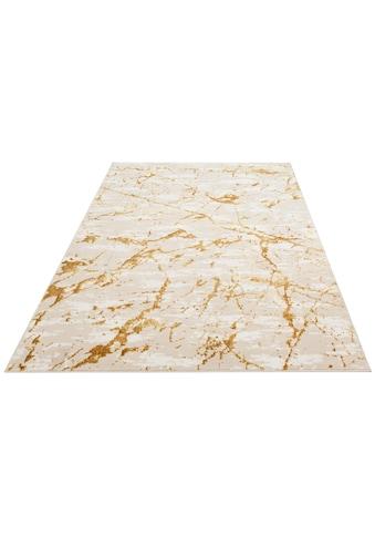 Leonique Teppich »Kalmus«, rechteckig, 11 mm Höhe, Marmor-Optik, Wohnzimmer kaufen