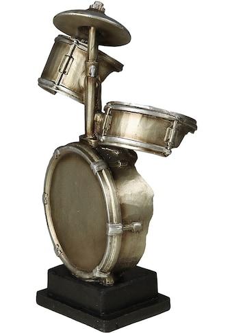Ambiente Haus Dekofigur »Schlagzeug Figur L« kaufen