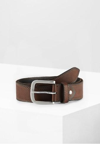 Paddock's Ledergürtel kaufen