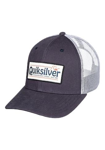 Quiksilver Trucker Cap »Big Rigger« kaufen