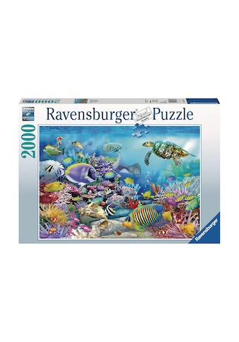 Ravensburger Puzzle »Lebendige Unterwasserwelt« kaufen