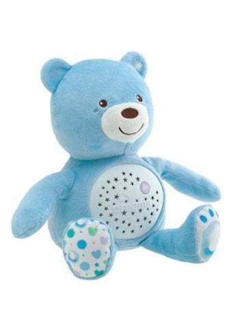 Chicco Kuscheltier »First Dreams Baby Bär, Hellblau«, mit Lichtprojektion und... kaufen