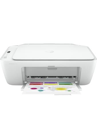 Multifunktionsdrucker, HP, »DeskJet 2724 All - in - One« kaufen