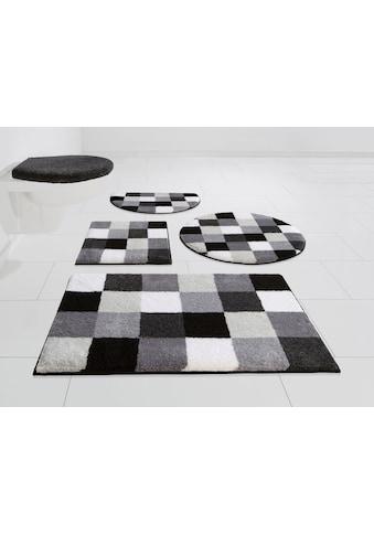 Badematte »Mosaik«, GRUND exklusiv, Höhe 20 mm, rutschhemmend beschichtet, fussbodenheizungsgeeignet kaufen