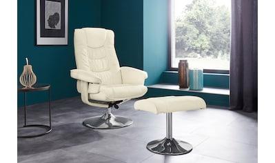 Places of Style Relaxsessel »Springfield«, mit vielen Funktionen, in zwei... kaufen