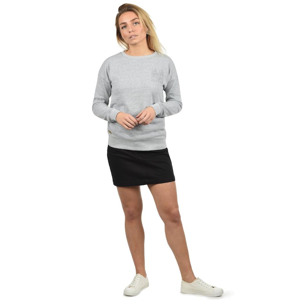 Blendshe Sweatshirt »Melli«, mit Rundhalsausschnitt