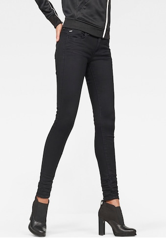 G-Star RAW Skinny-fit-Jeans »Lynn D-Mid Waist Super Skinny«, feminine Variante der klassischen 5-Pocket-Jeans kaufen