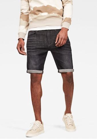 G-Star RAW Shorts »3301 Slim 1/2« kaufen