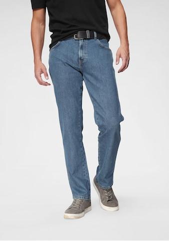 Wrangler Stretch-Jeans, Straight-fit kaufen
