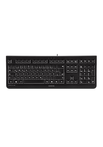 Cherry PC-Tastatur »KC 1000 Schwarz«, (Ziffernblock) kaufen