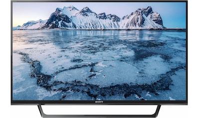 Sony KDL - 32WE615 LED - Fernseher (80 cm / (32 Zoll), Full HD, Smart - TV kaufen