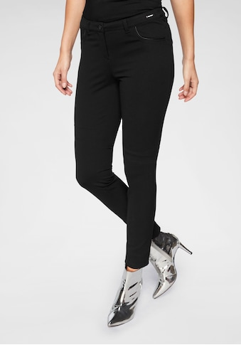 "Bruno Banani Treggings, Slim-Fit-Hose ""Power-Stretch"" kaufen"