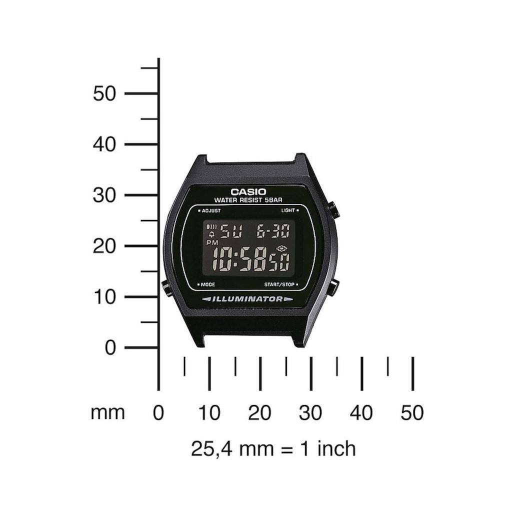 CASIO VINTAGE Chronograph »B640WB-1BEF«