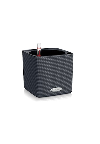 Blumentopf »Cube Color 14 Grau« kaufen