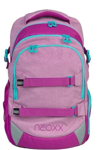 neoxx Schulrucksack »Active, You glow Girl!« kaufen
