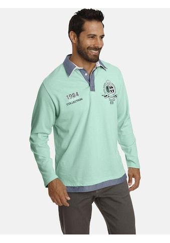 Jan Vanderstorm Sweatshirt »FENNO«, leichter Sweat, Comfort Fit kaufen