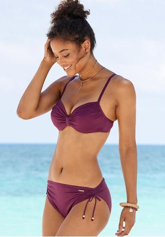 LASCANA Bikini-Hose »Italy«, mit höherer Seitennaht kaufen