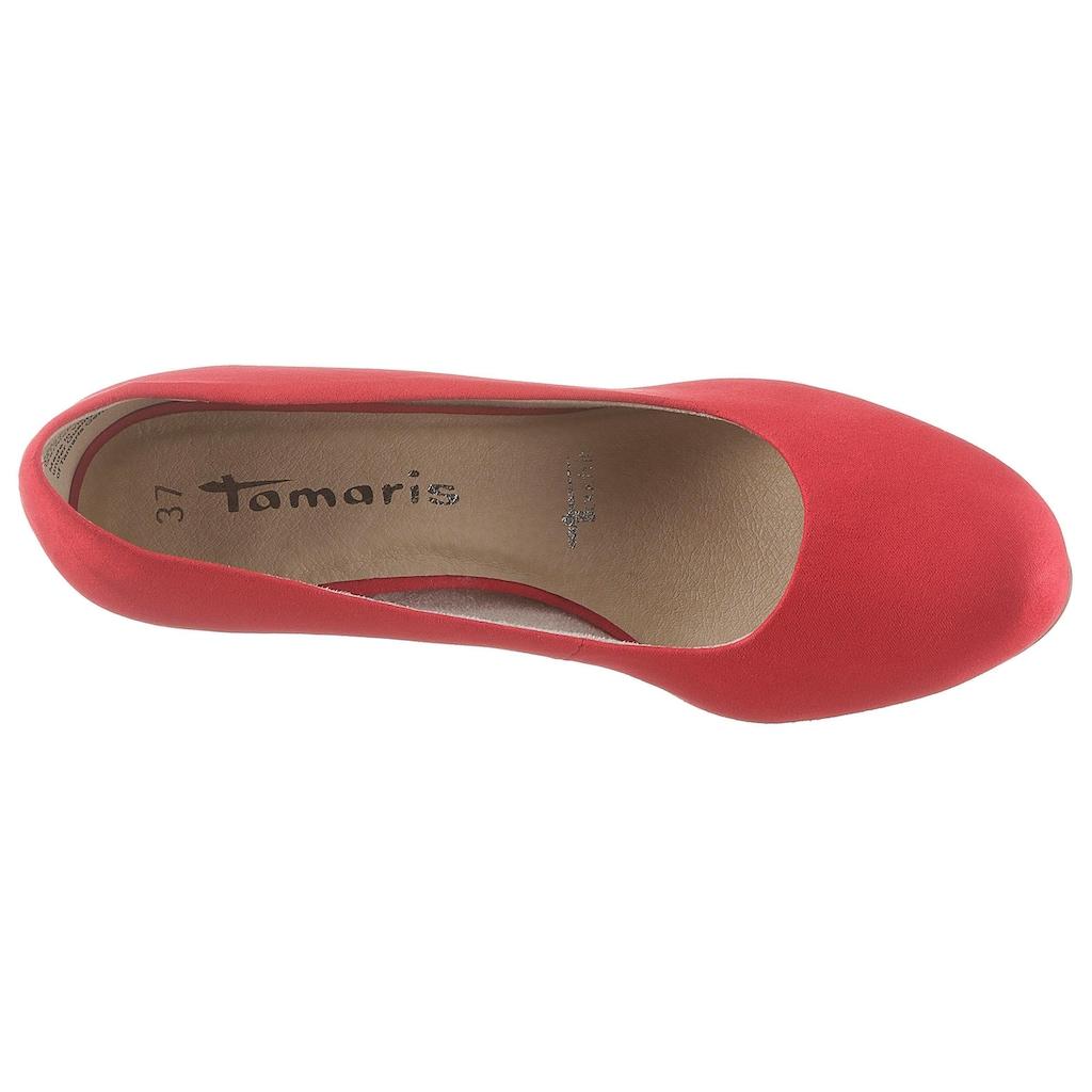 Tamaris Pumps »Jessa«, in eleganter Form