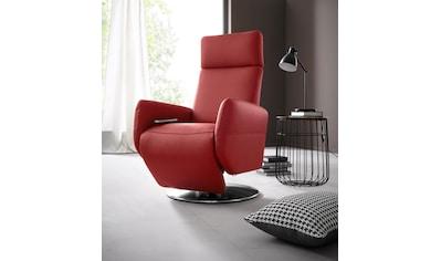 Places of Style Relaxsessel »Kobra«, in Grösse S, wahlweise mit Motor und Aufstehhilfe kaufen