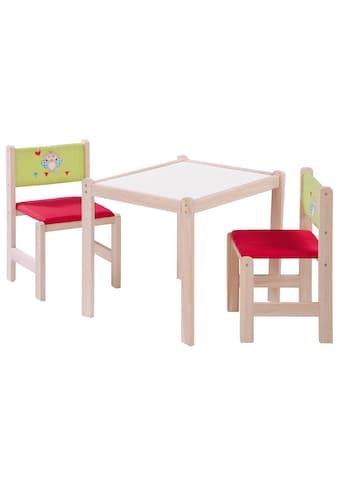 roba® Kindersitzgruppe »Waldhochzeit« (3 - tlg) kaufen