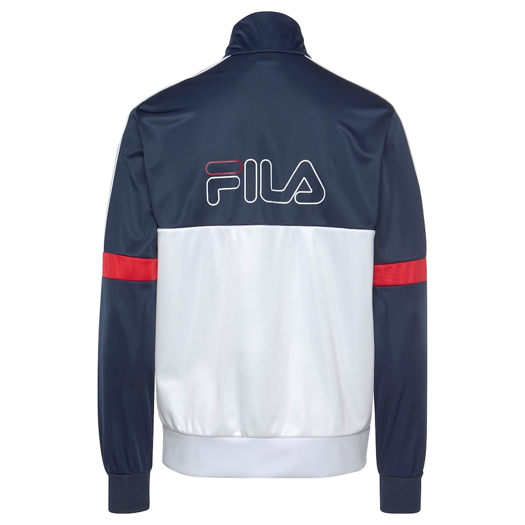 Fila Trainingsjacke »LEO track jacket«