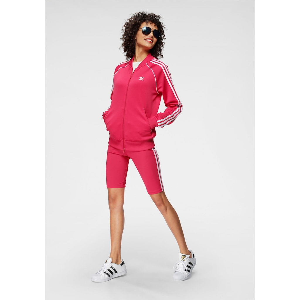 adidas Originals Funktionsjacke »PRIMEBLUE SST ORIGINALS JACKE«