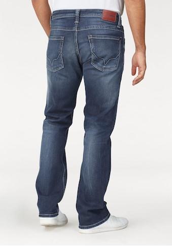 Pepe Jeans Straight-Jeans »KINGSTON ZIP« kaufen