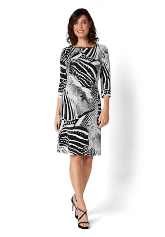 select! By Hermann Lange Jerseykleid, mit Zebra-Muster kaufen