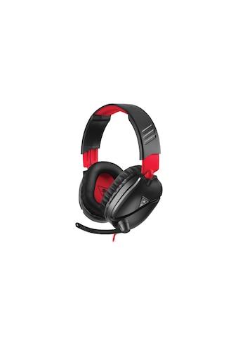 Turtle Beach Headset »Ear Force Recon 70N Schwarz«, Noise-Cancelling kaufen