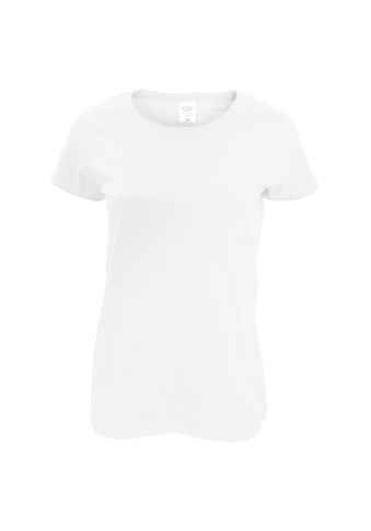 Fruit of the Loom T - Shirt »Damen Lady - Fit , kurzärmlig« kaufen