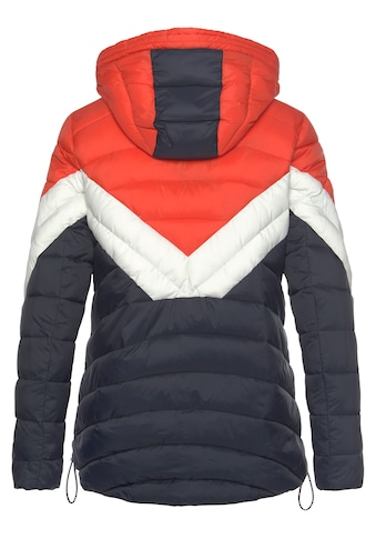 Superdry Steppjacke »COLOUR BLOCK ECLIPSE PADDED JACKET«, in modischem Farbmix kaufen